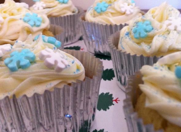 Cupcakes de Limón y Lemoncurd con frosting de Vainilla 4