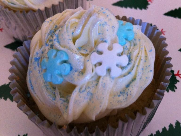 Cupcakes de Limón y Lemoncurd con frosting de Vainilla 5