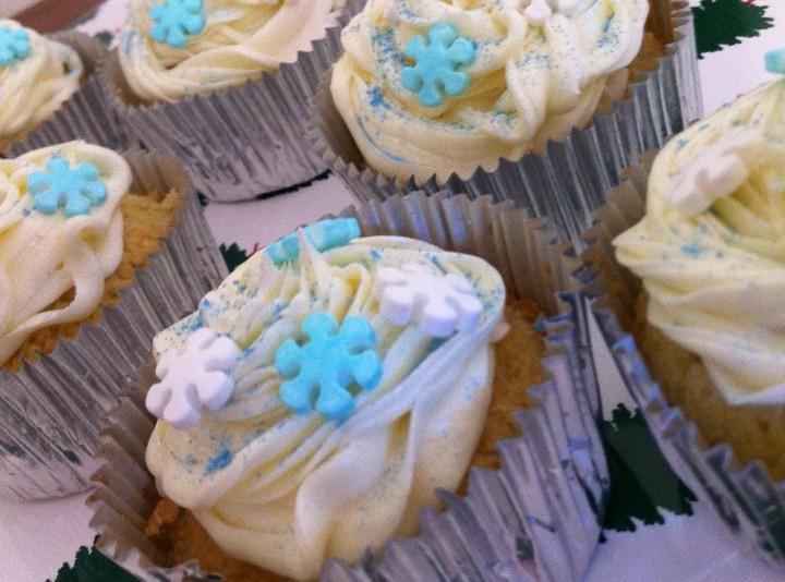 Cupcakes de Limón y Lemoncurd con frosting de Vainilla 3