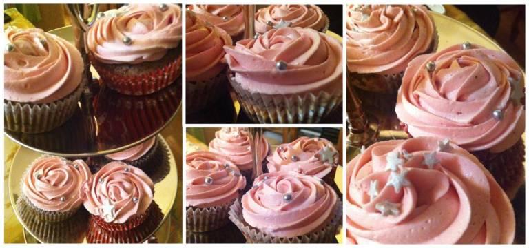 cupcakes de glogg