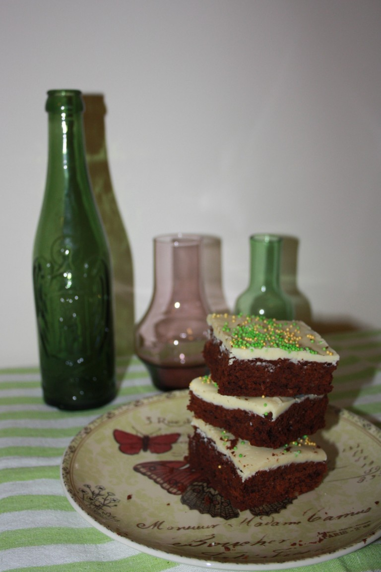 Brownie sencillo - azucarglassymas (2)