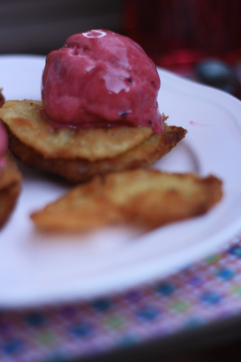 Manzanas Doradas - AzucarGlassyMas 1