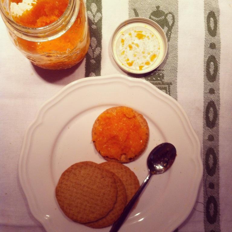 Mermelada zanahorias y naranjas (2)
