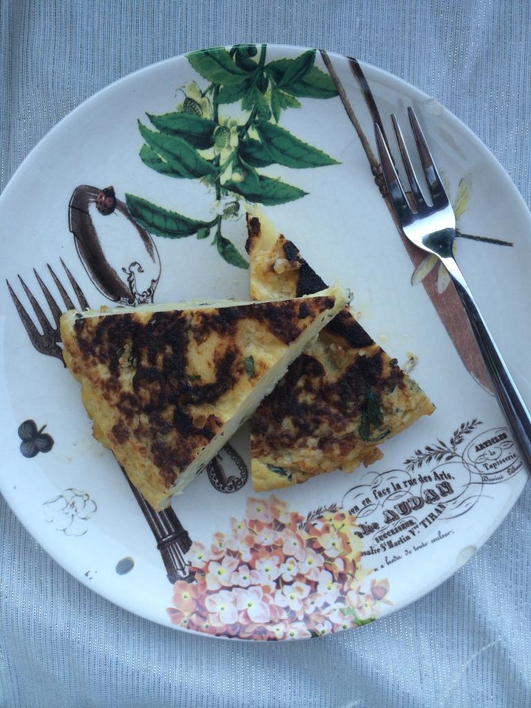 AzucarGlassyMas Tortilla de Calabacin y Patata (1)